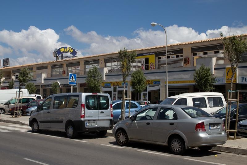 McFit auf Mallorca