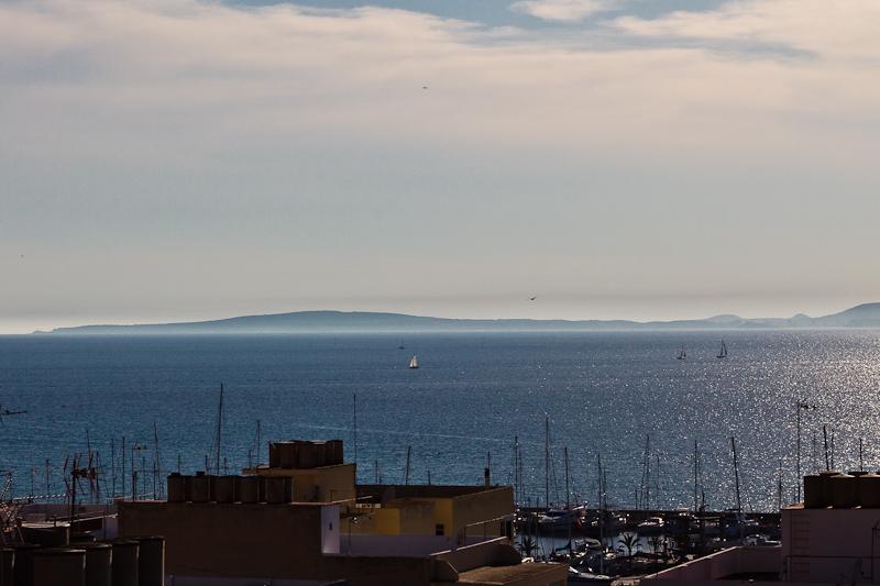 Aussicht von Mallorca