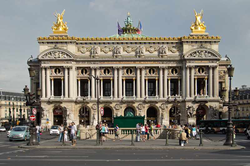 Die Schonsten Sehenswurdigkeiten In Paris 6 Opera National De Paris