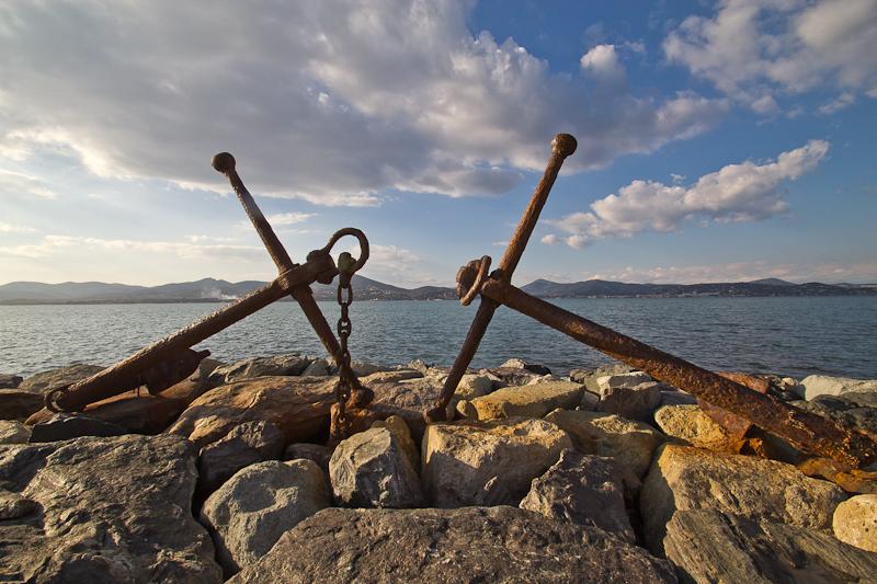 Ancien Barrage de Malpasset Nizza St. Tropez Reisebericht IMG_0562