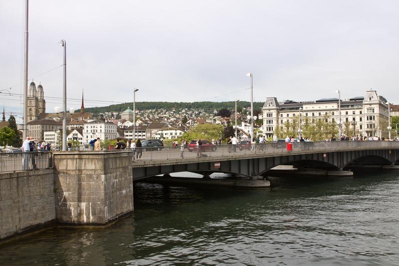 Quaibrücke Zürich