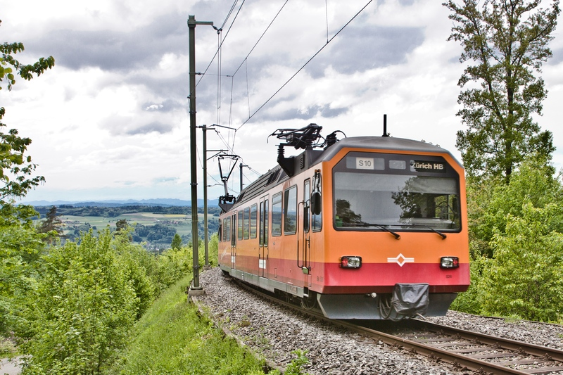 S10 S-Bahn Uetliberg Zürich