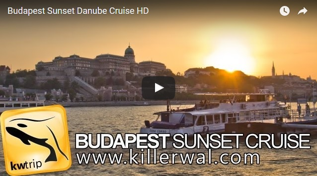 Reisevideo Budapest Sunset Cruise YouTube