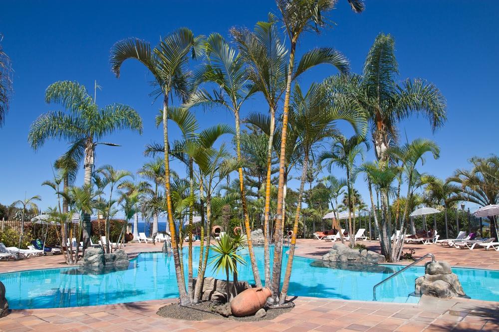 Teneriffa Hotel Pool Ferienwohnung Pauschalreise Urlaub