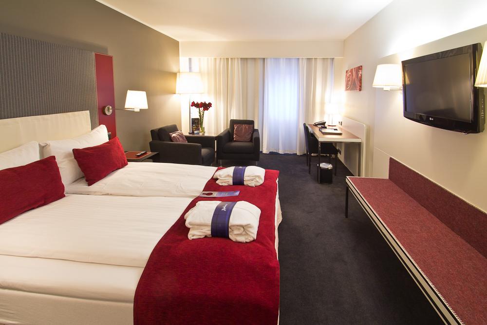 Reisebericht Oslo - Radisson Blu Plaza Hotel