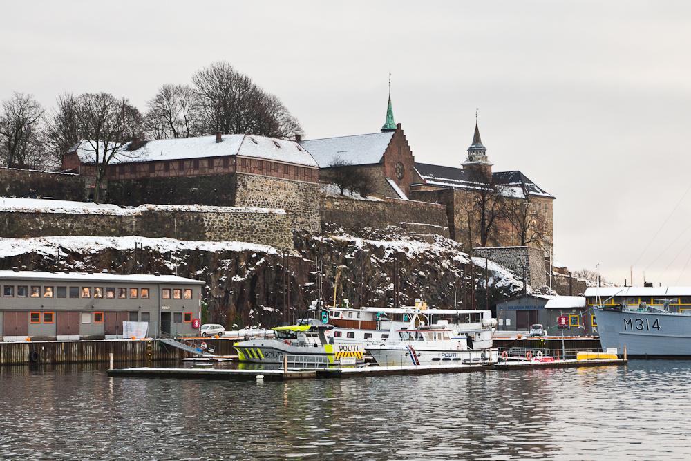 Festung Akershus in Oslo