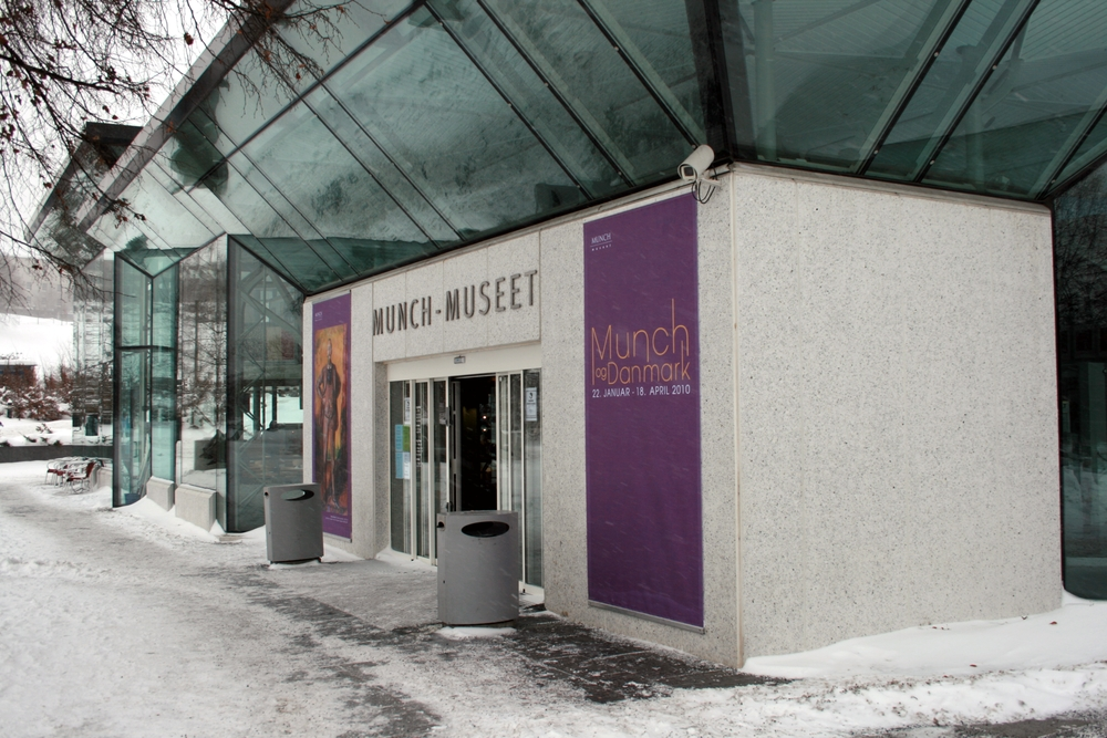 Edvard Munk Museum Oslo