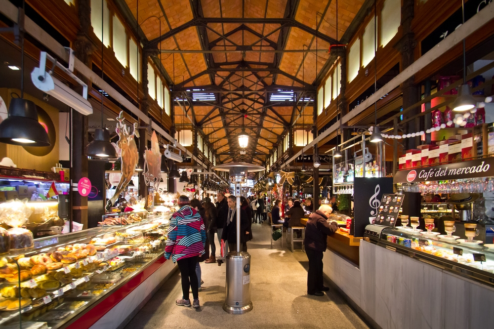 Markhalle Mercado San Miguel Madrid