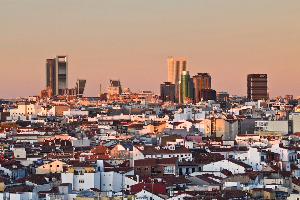 Cuatro Torres Business Area Madrid