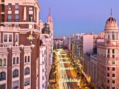 Edificio Carrión Gran Vía Madrid