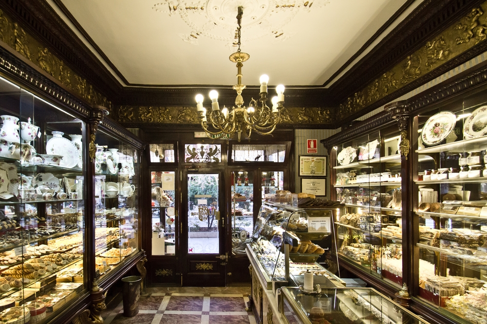 Patisserie Madrid