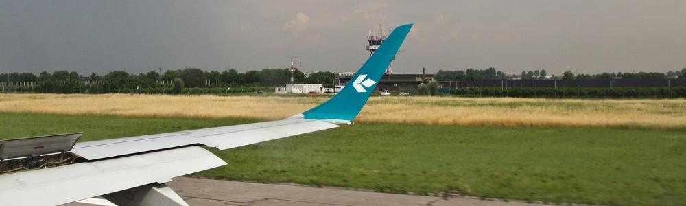 Air Dolomiti Take Off Verona