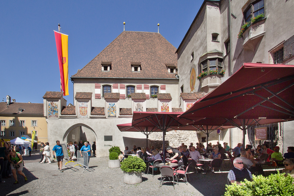 Innenstadt Hall in Tirol