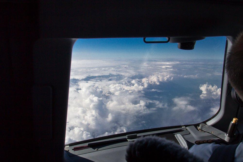 Seitenscheibe Cockpit Jumpseat Embraer 195