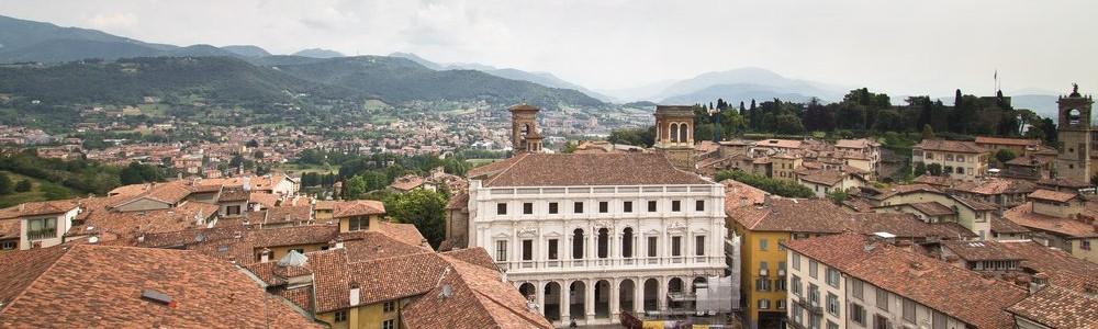 Bergamo Biblioteca Civica