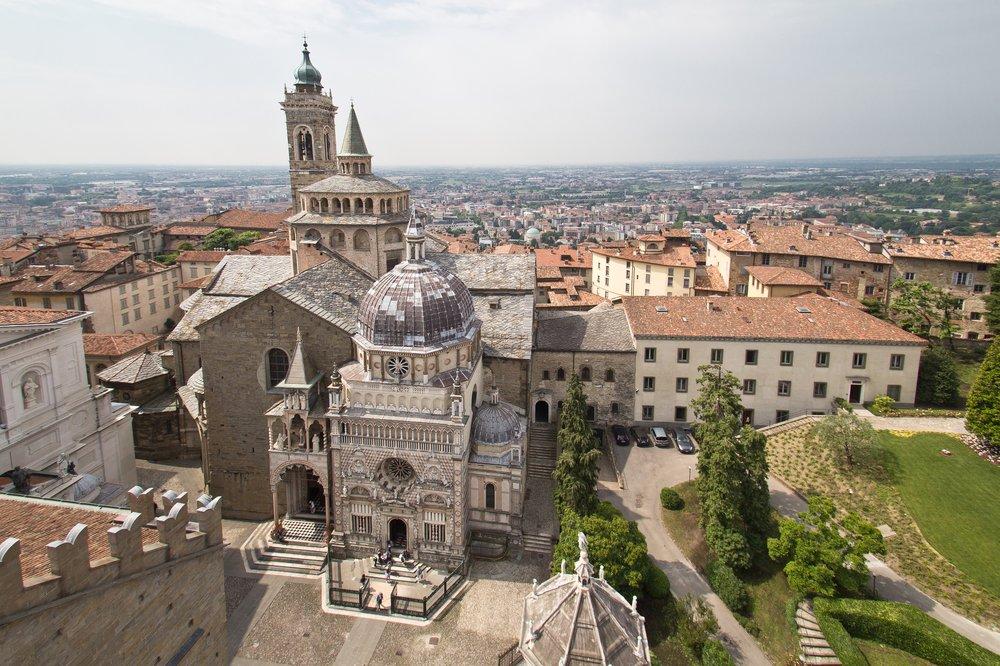 Santa Maria Maggiore Bergamo