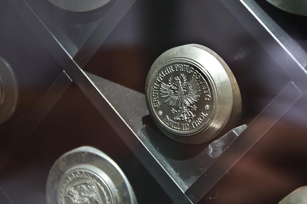 Münzen Prägen Stempel Prägestempel