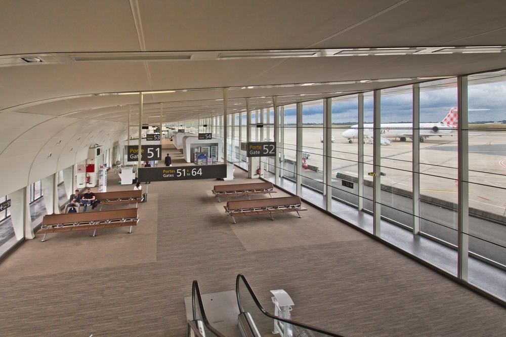 Bordeaux Terminal Airport Volotea