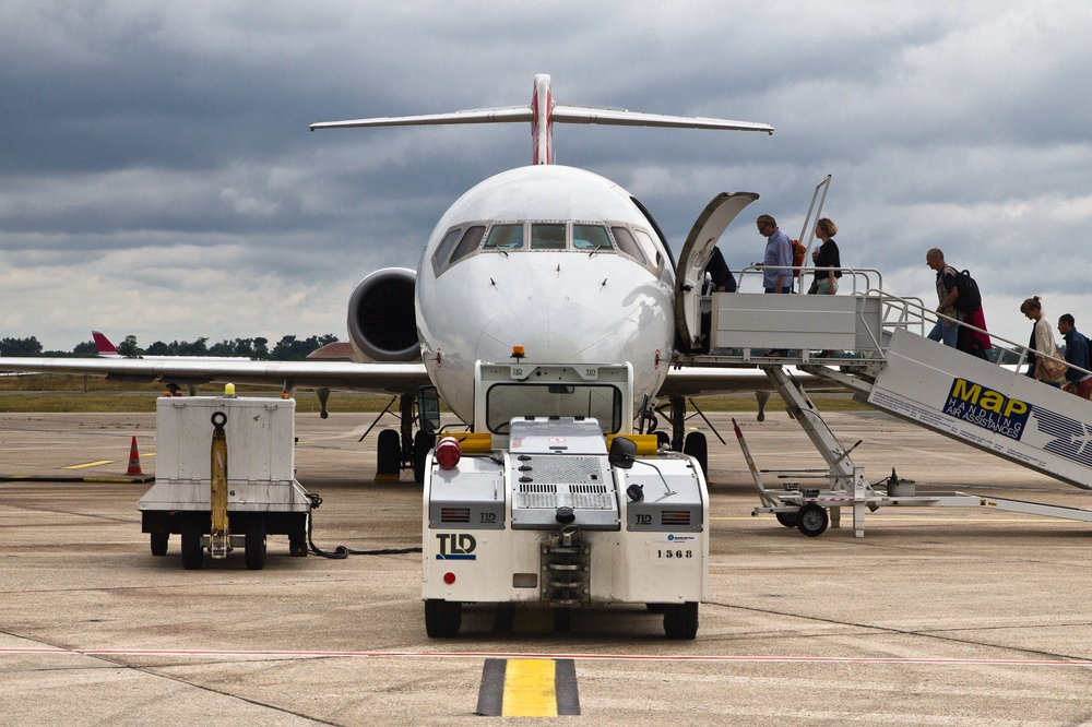 Boeing 717 Volotea