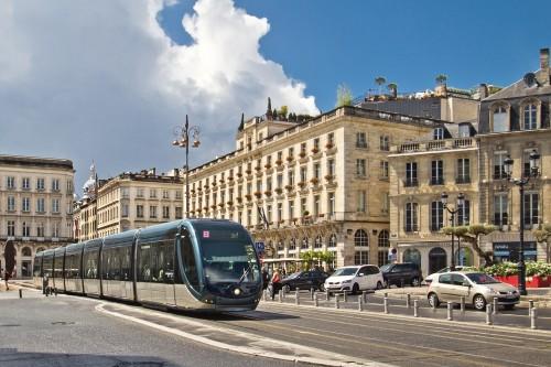Straßenbahn Bordeaux