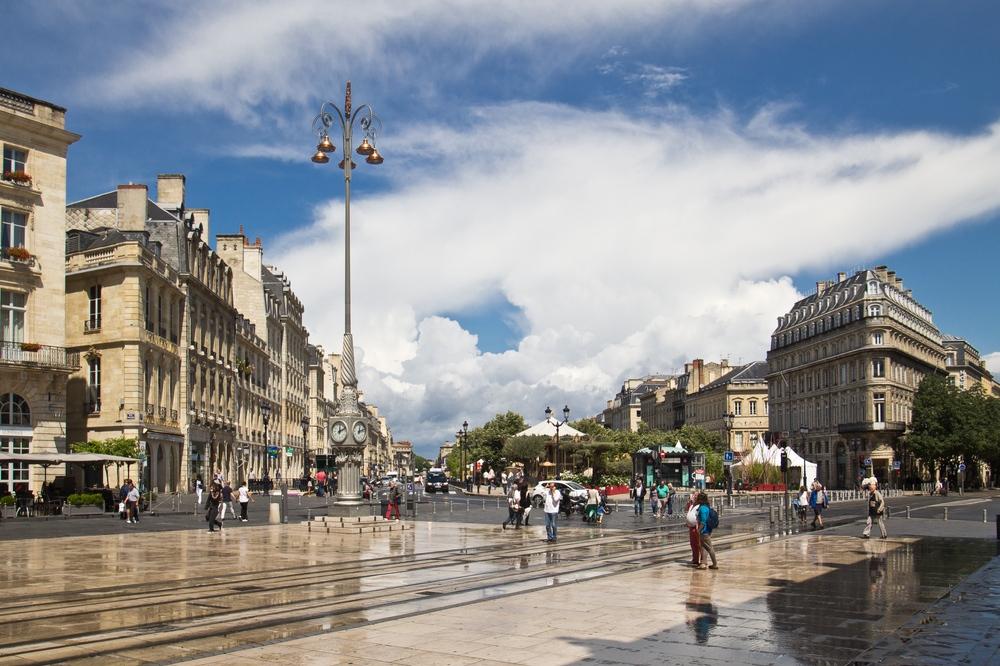 Bordeaux Innenstadt