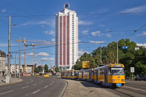 Wintergartenhochhaus Leipzig