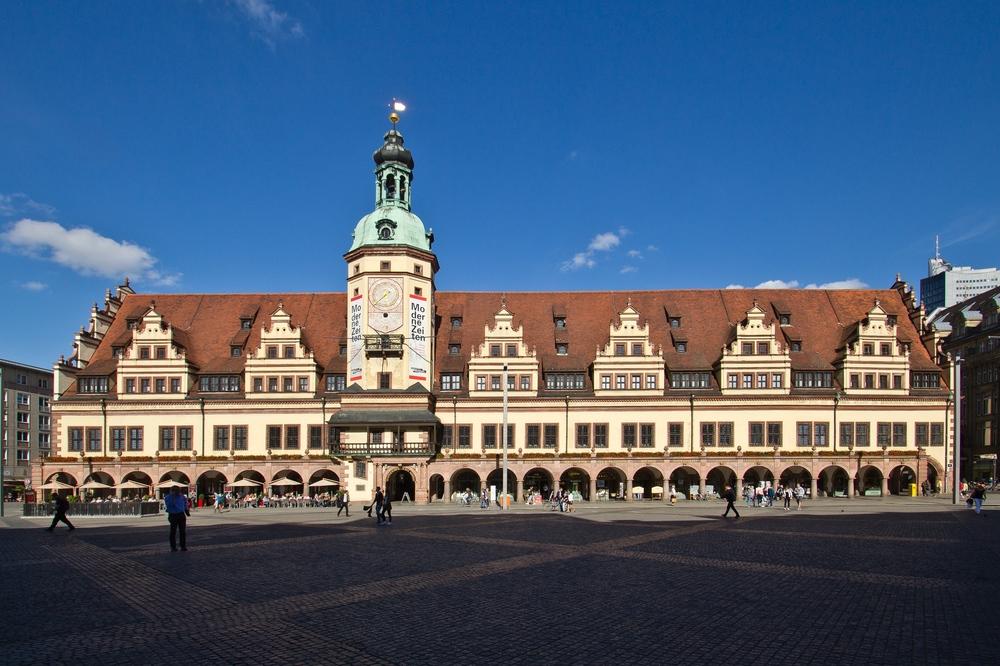 Alte Rathaus Leipzig