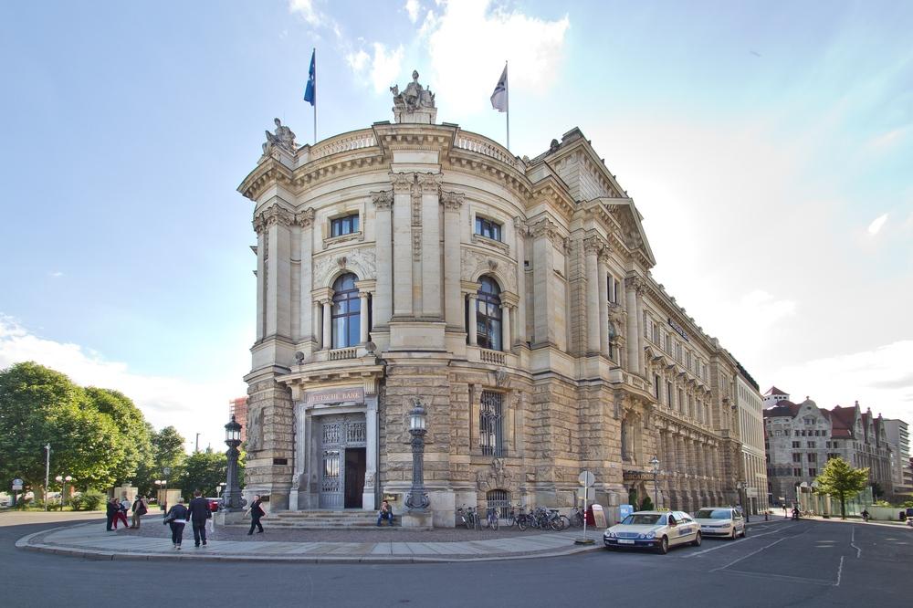 Deutsche Bank Leipzig