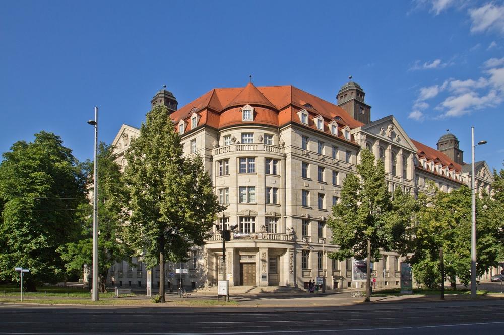 Museum runde Ecke Leipzig