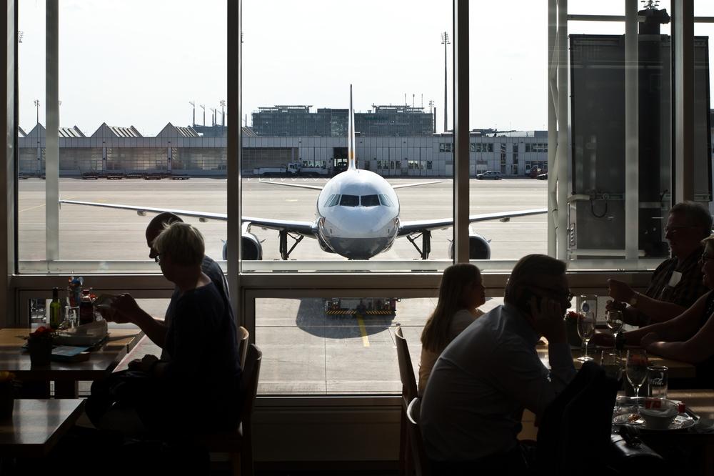 Terminal 1 Flughafen München