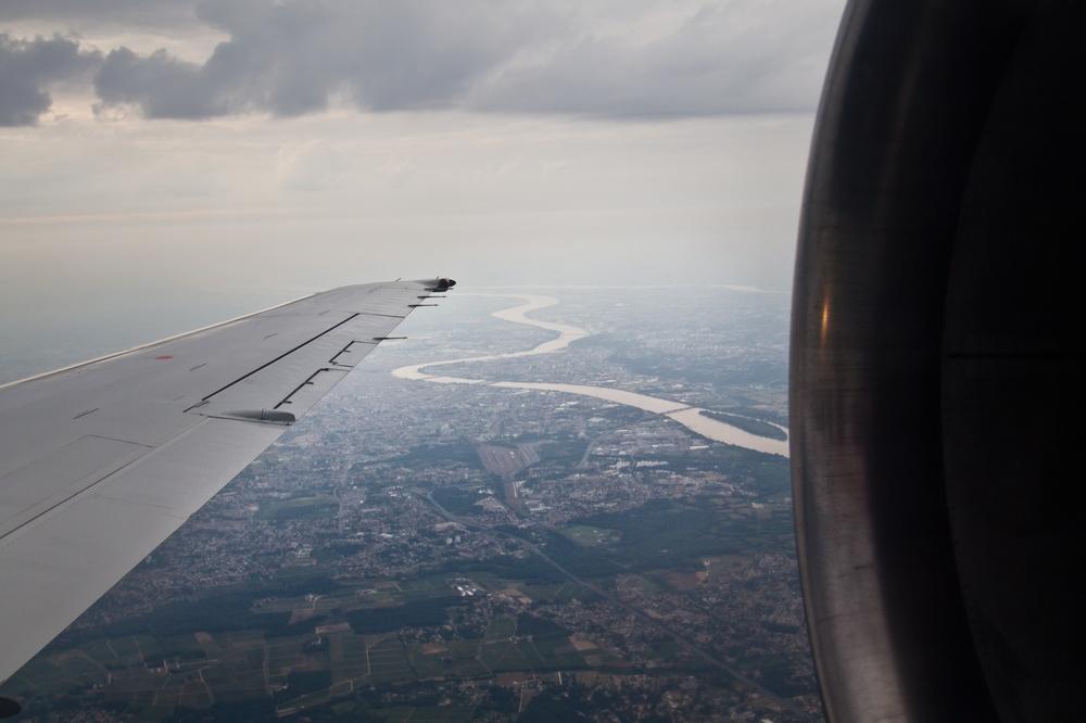 Luftbild Bordeaux