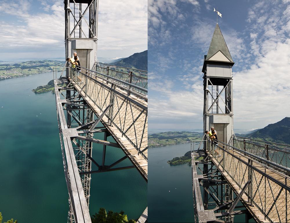 Hammetschwand-Lift Luzern Vierwaldstättersee