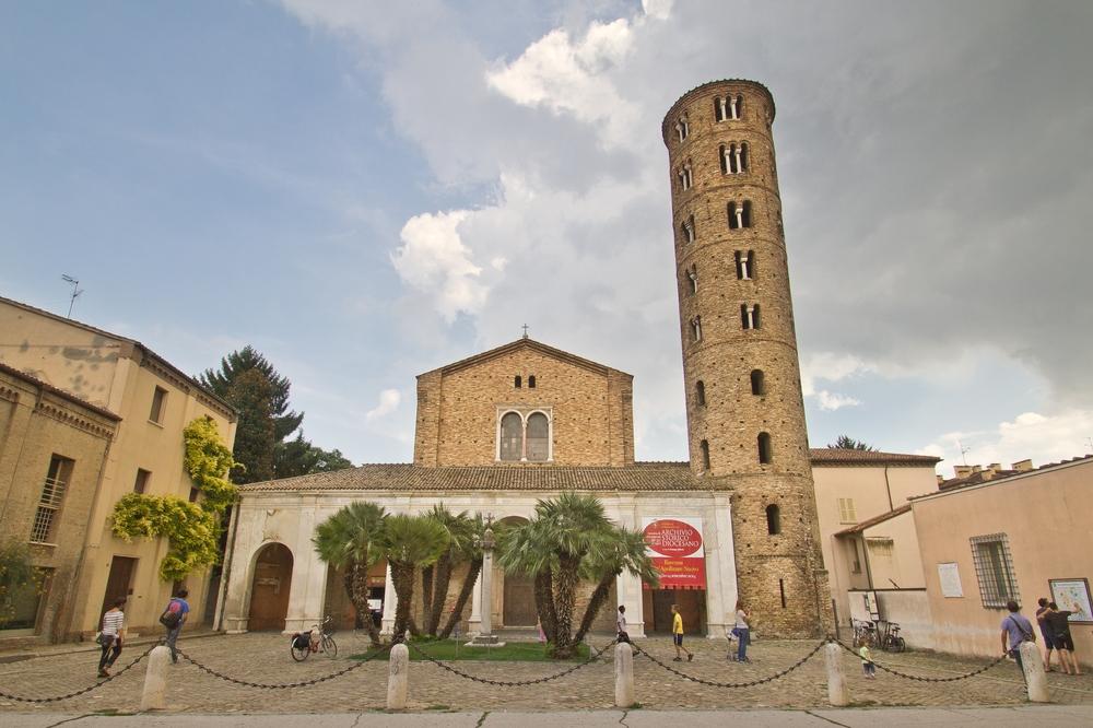 Basilica di Sant'Apollinare Nuovo Ravenna