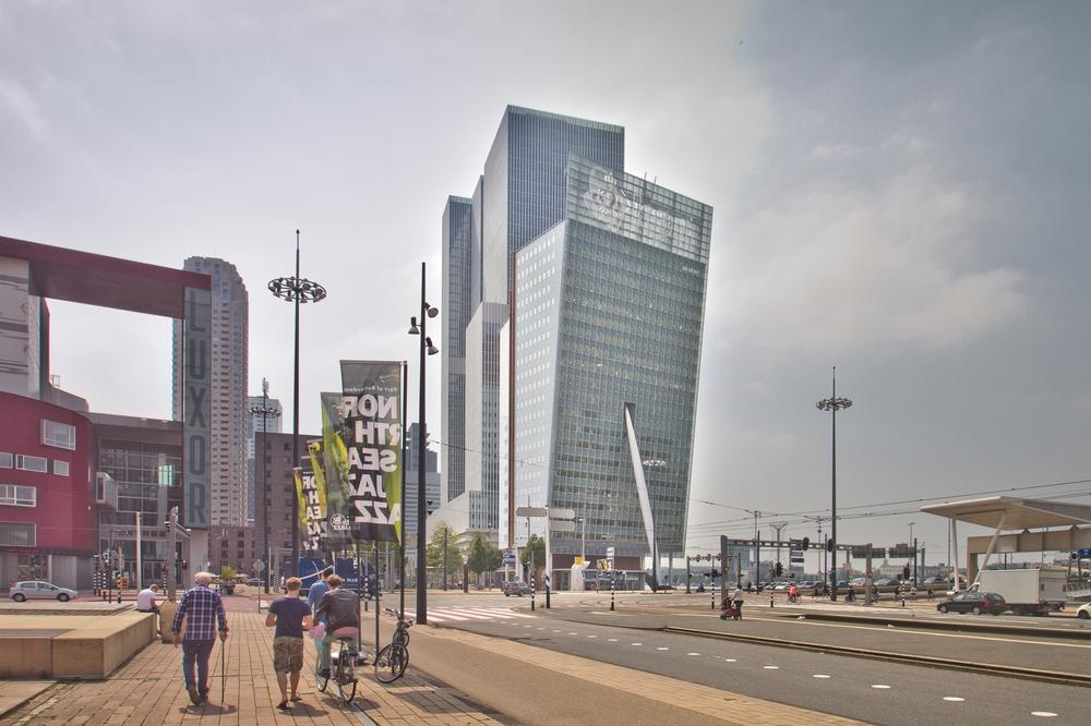 Toren op Zuid Rotterdam