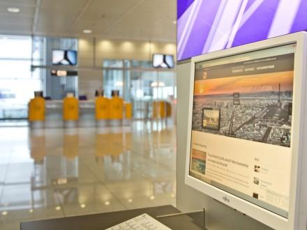 Free Wifi WLAN Flughafen München Airport