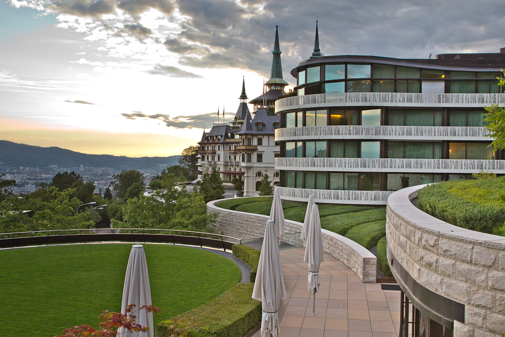 The Dolder Grand Hotel Zurich