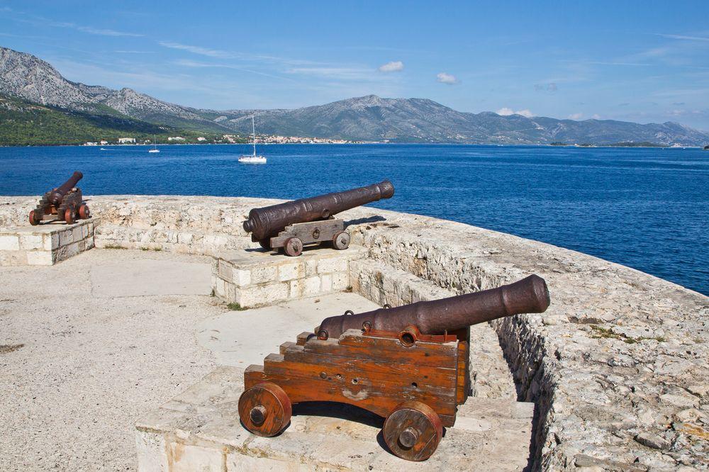 Kroatien Korcula Kreuzfahrt MS Europa 2