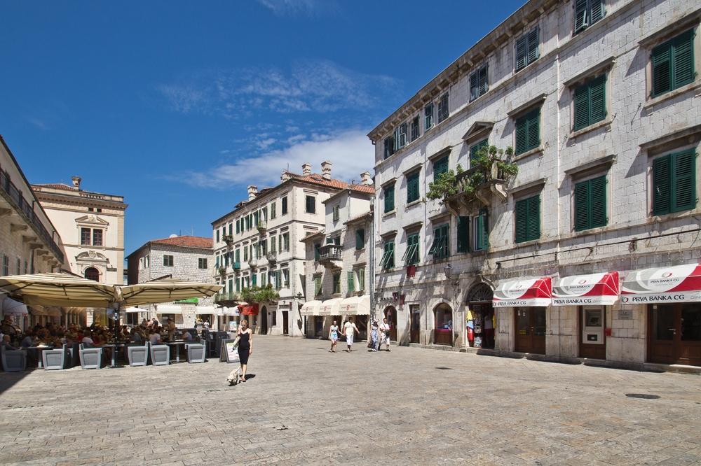 Platz Kotor Montenegro