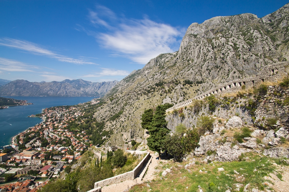 Wanderung Kotor Montenegro