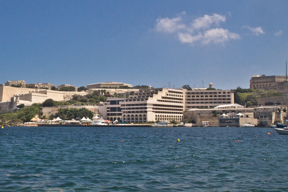 Grand Hotel Excelsior Malta Farewell Lounge