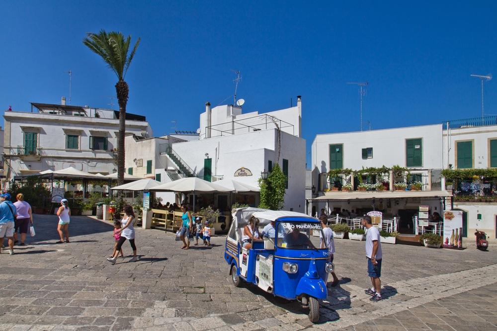 Otranto Apulien Italien