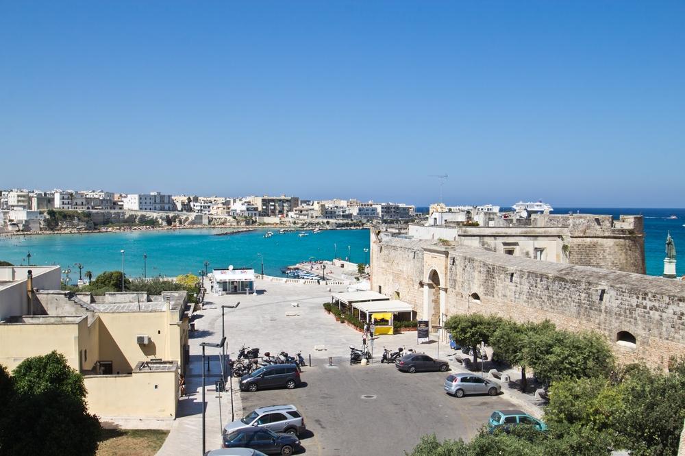 Festung von Otranto MS Europa 2 Kreuzfahrt