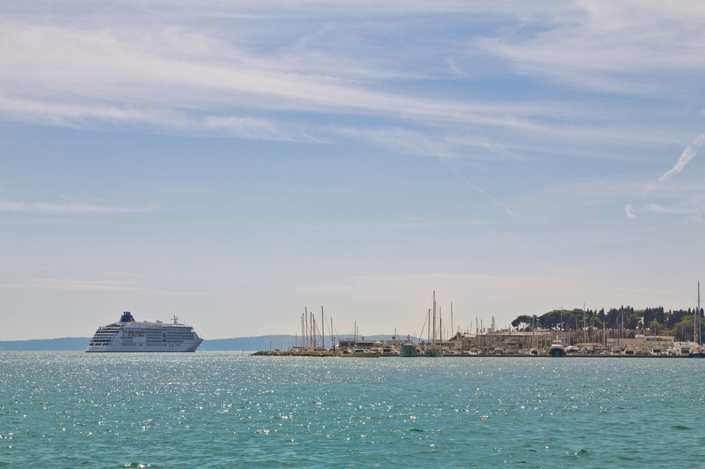 MS Europa 2 Kreuzfahrt Split Kroatien