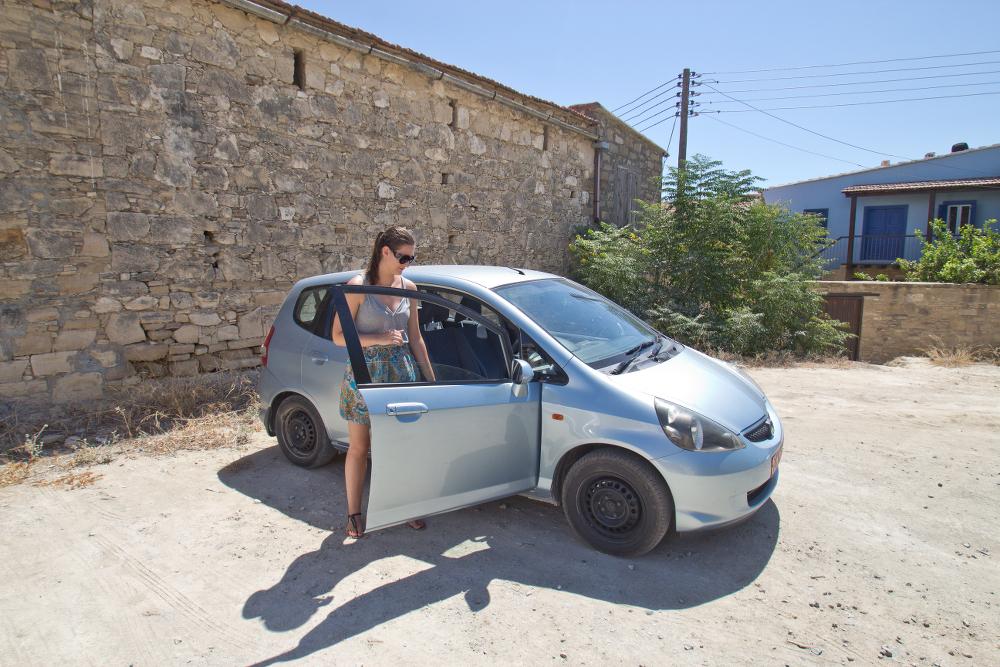 Auto Mietwagen Zypern Rechtslenker