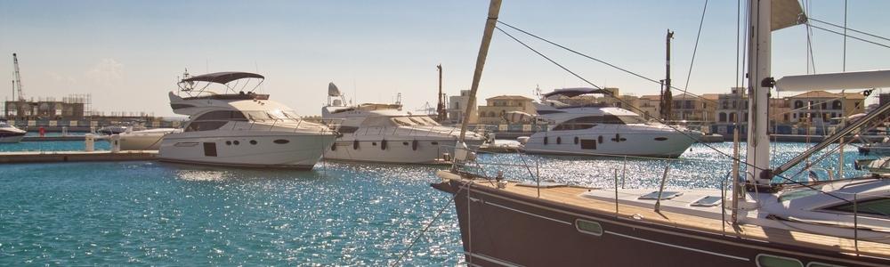 Limassol Marina Zypern Lemesos Hafen