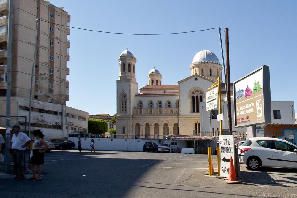 Kathedrale Agia Napa Limassol Lemesos