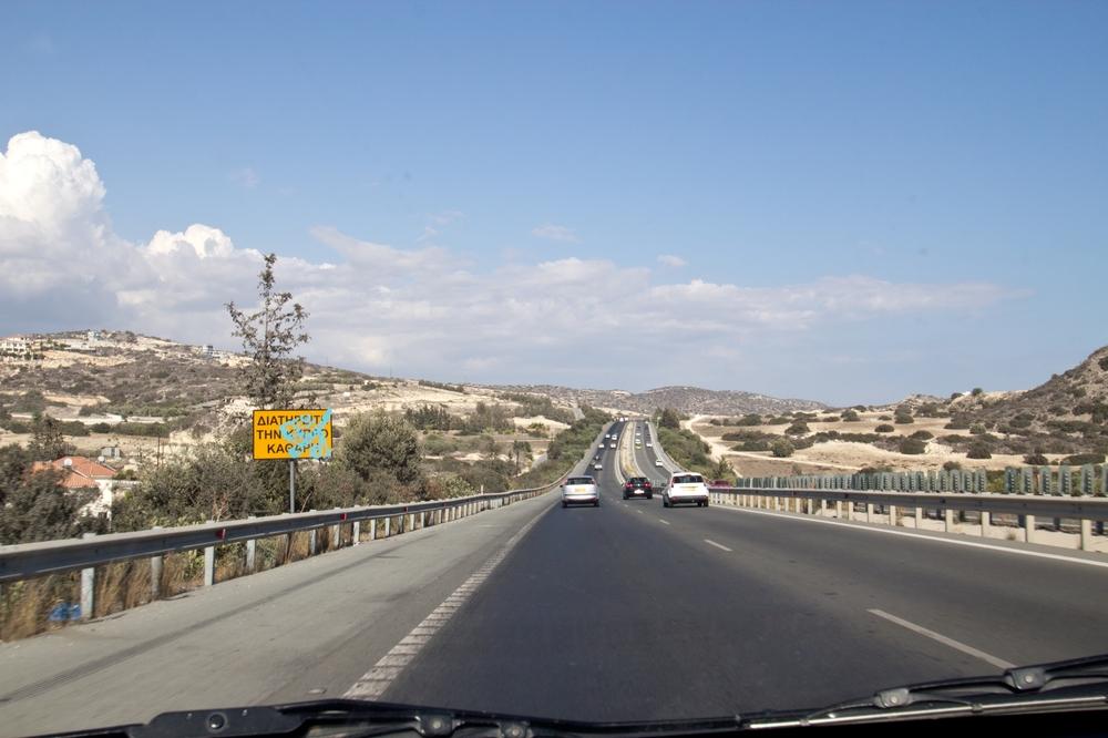 Mietwagen Zypern Roadtrip Rundreise Auto