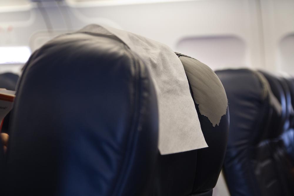 Kabine Flugzeug Cyprus Airways Sitze