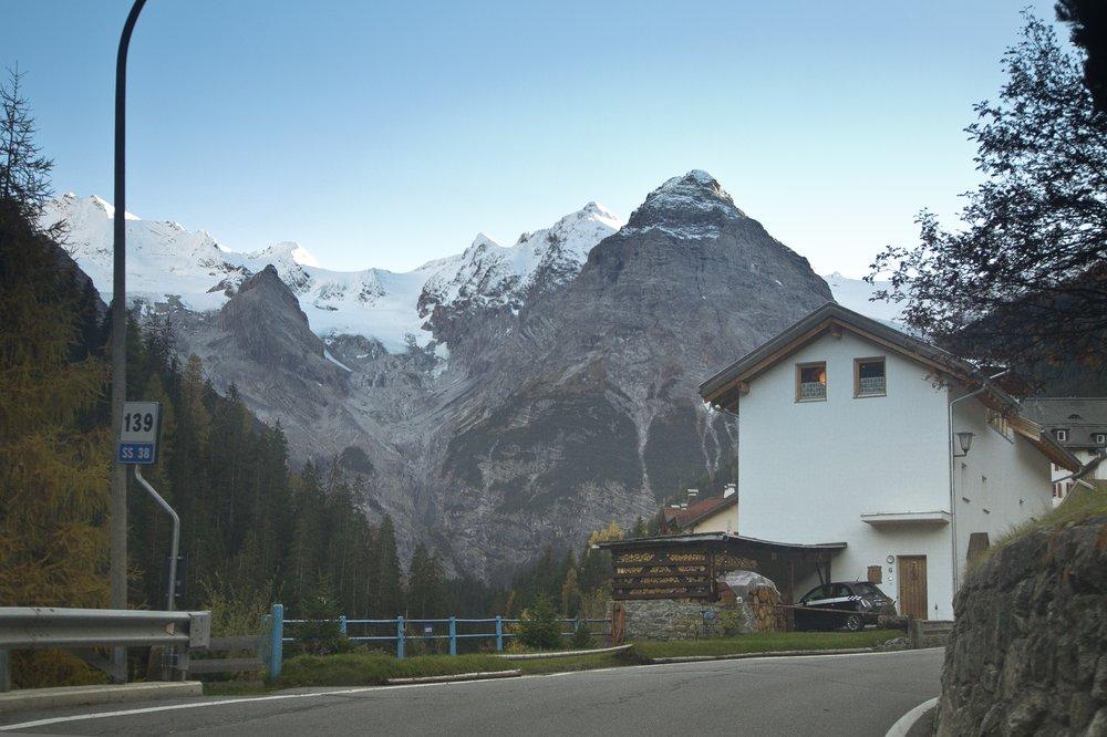 Stilfser Joch SS38 Autostrada