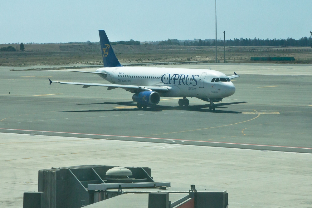 Cyprus Airways Larnaka München Frankfurt